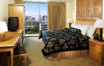 Room at Embassy Suites Waikiki Beach
